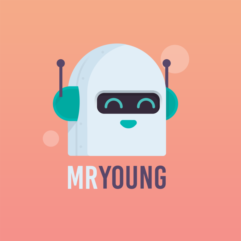 Logo Mr Young